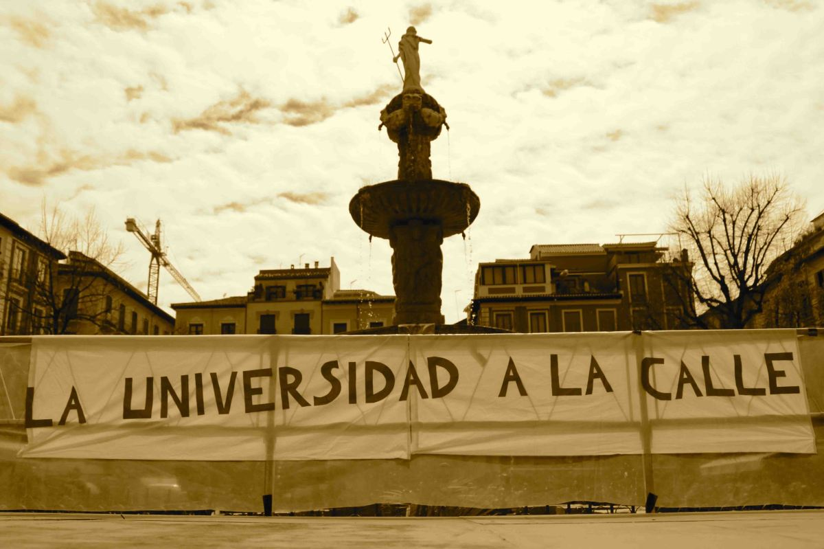 Universidad a la Calle II